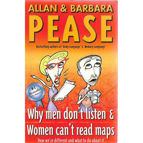 Why Men Don't Listen & Women Can't Read Maps | Allan & Barbara Pease