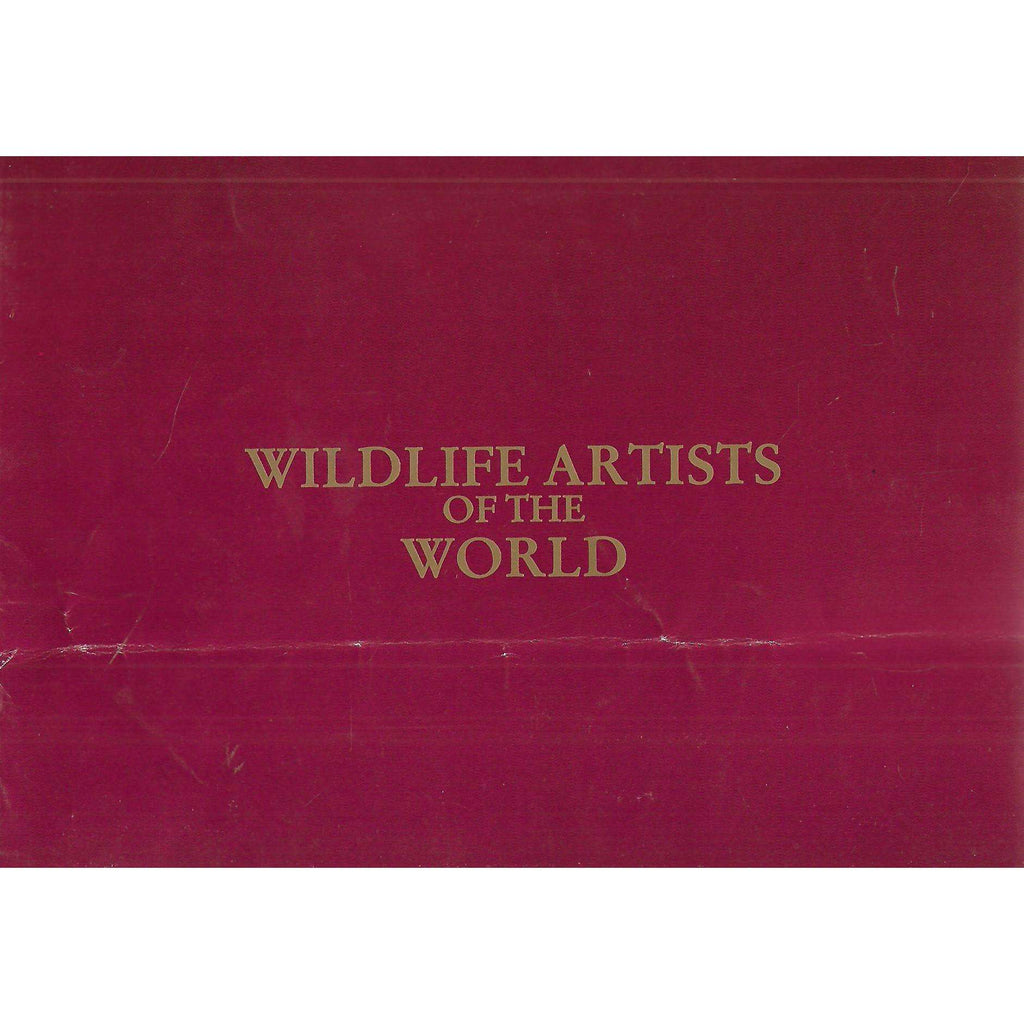 Bookdealers:Wildlife Artists of the World (Invitation to Exhibition)
