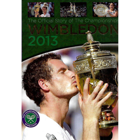 Wimbledon 2013: The Official Story of The Championships | Neil Harman