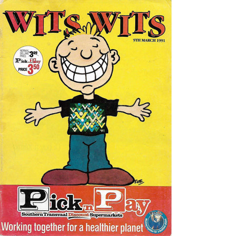 'Wits Wits' | Gavin Atkinson