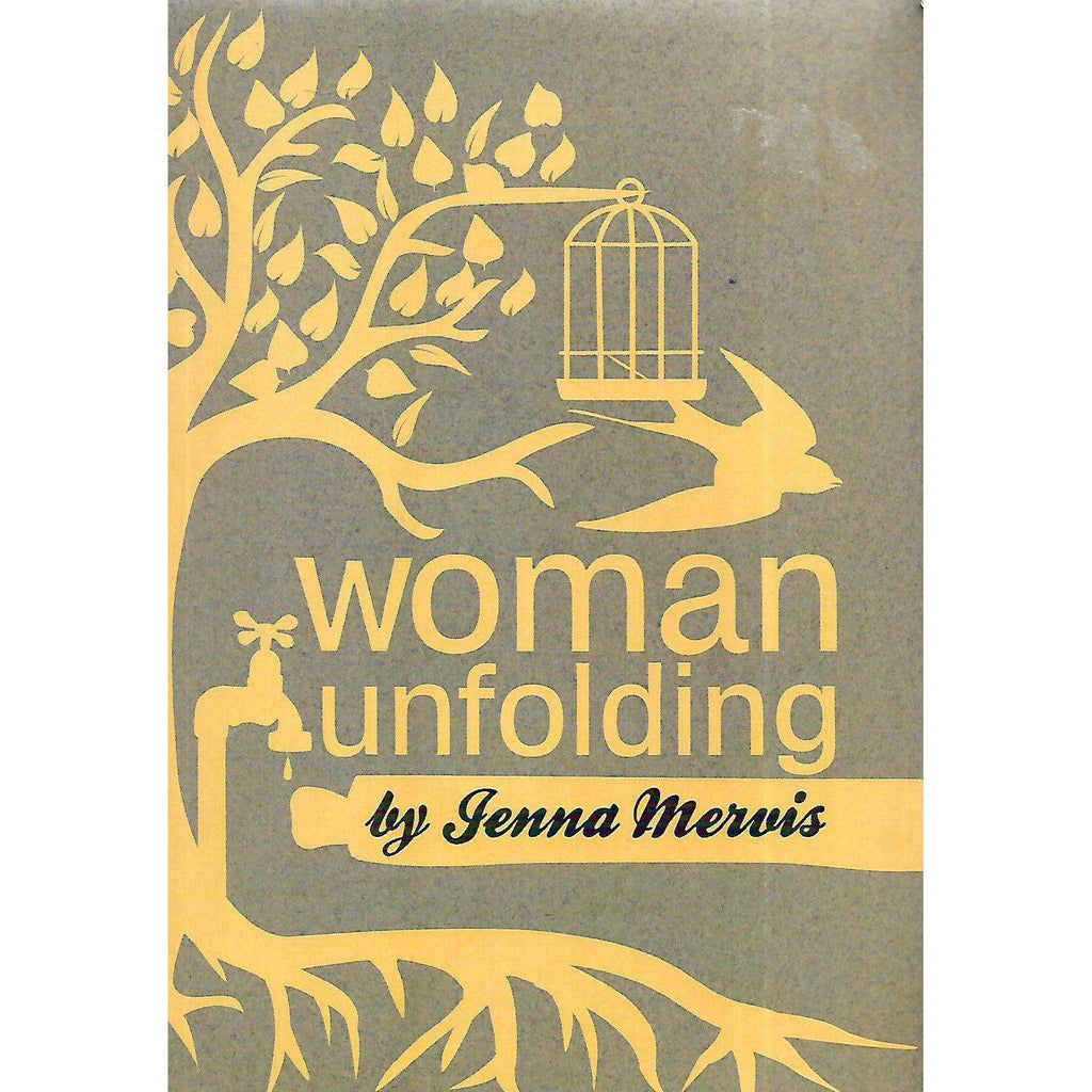 Bookdealers:Woman Unfolding | Jenna Mervis