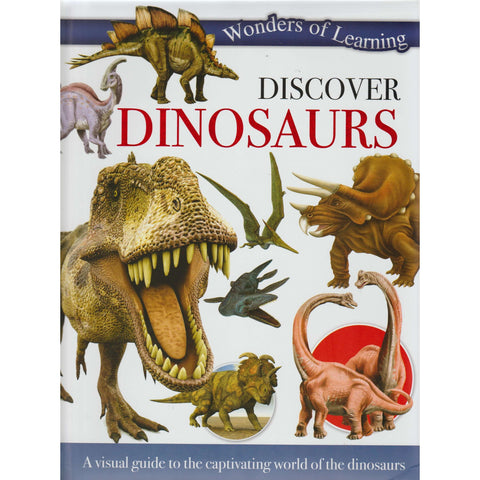 Wonders of Learning - Discover Dinosaurs | NPP