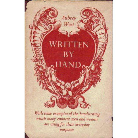 Written by Hand | Aubrey West
