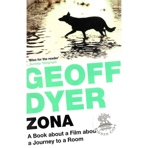 Zona (Signed by Author) | Geoff Dyer