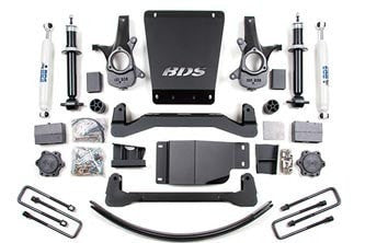"BDS 6.5"" Lift Kit with Fox Shock Upgrade (2500) - [product-vendor] Capital Customs Regina, SK"