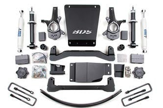 "BDS 6"" Lift Kit with Fox Shock Upgrade (1500) - [product-vendor] Capital Customs Regina, SK"