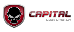 Capital Customs Online Store by Capital GMC Buick Cadillac Ltd