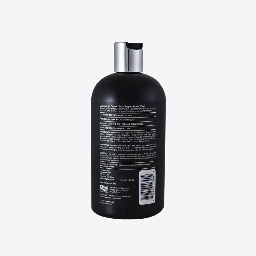 Dogphora Detox Diva Repair Body Wash