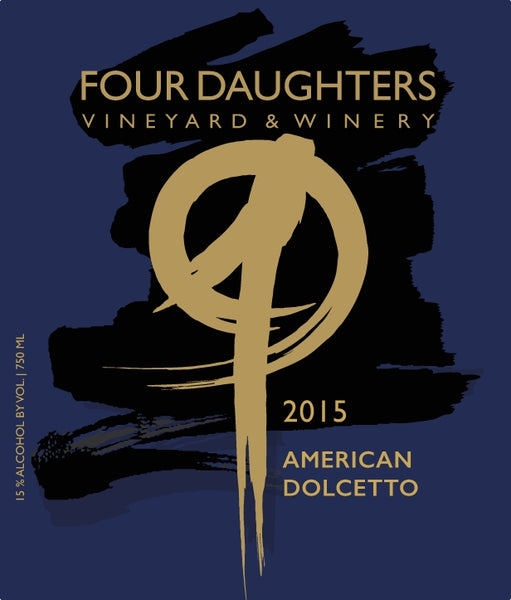 2015 American Dolcetto