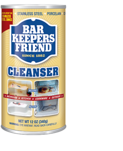 Barkeepers Friend Cleanser