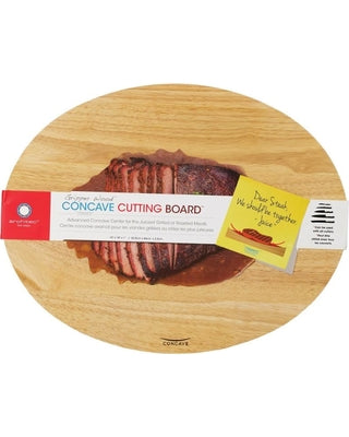 Architec Gripper Concave Chopping Board