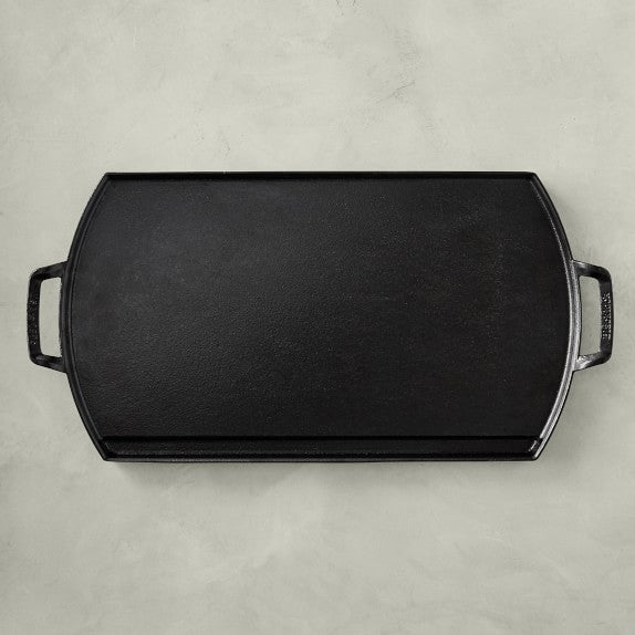 Lodge Blacklock Double Burner Griddle