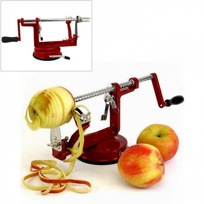 D Line Apple Peeler