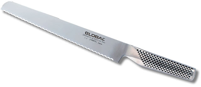 Global Bread Knife 22cm G9