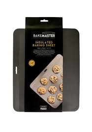Bakemaster Insulated Baking Sheet 35 x 28cm NS