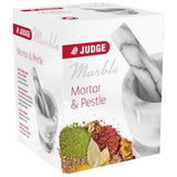 Judge Marble Mortar and Pestle