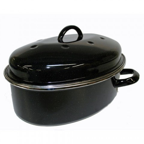 Judge Enamel Oval Roaster 32cm