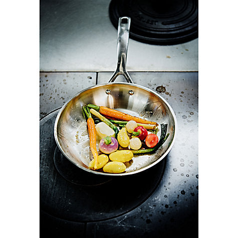 Le Creuset Professional Hard Anodised Frypan