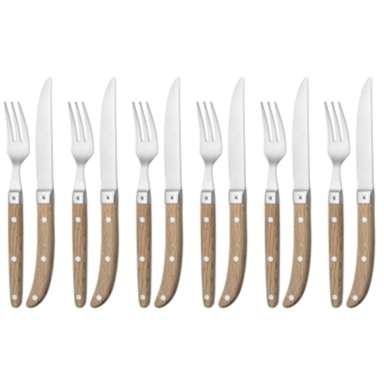 WMF Ranch Steak Set 12pc