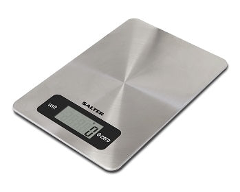 Salter Stainless Steel Scales Brushed 1103