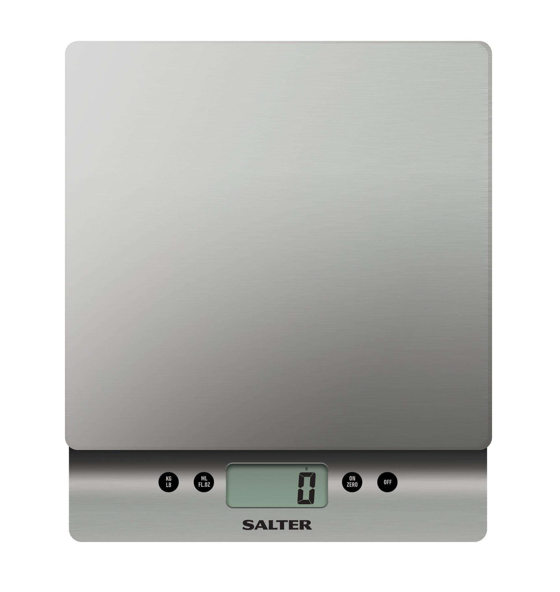 Salter High Capacity 10kg Stainless Steel Scales