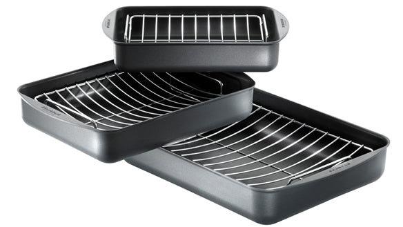 Scanpan Classic Roasting Dish Medium With Rack