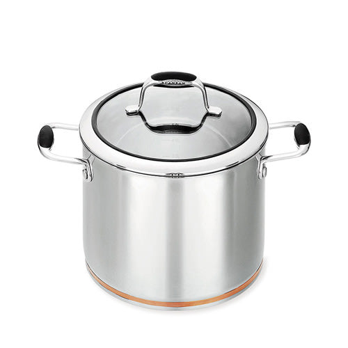 Scanpan Coppernox Stock Pot 7.2ltr