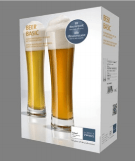 Schott Zwiesel Beer Basics Wheat Beer 2Pk