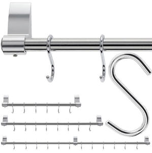 Stellar Stainless Steel Utensil Rail
