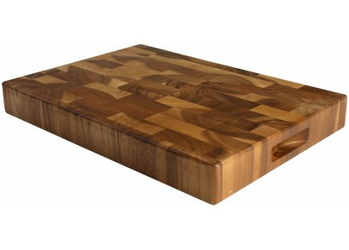T & G Tuscany Acacia End Grain Chopping Board