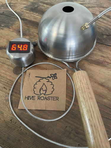 Digital Dome Sample Roaster   Fahrenheit model