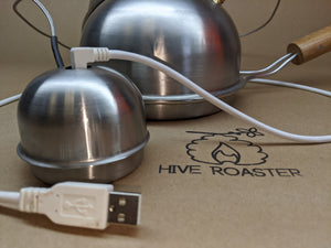 Cascabel and The Data Dome with Plug & Play - Thermocouple & Data Bridge included