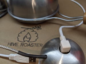 Cascabel Plug and Play Coffee Sample Roaster Kit