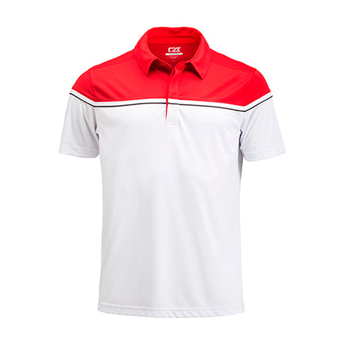 Sunset Polo - Sporty polo med UV Protection
