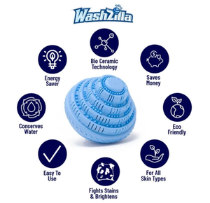 WashZilla Laundry Cleaning Orb™