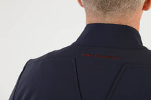 Load image into Gallery viewer, Man softshell | model STEVE | men softshell | riding softshell | leisure time | clothing | equestrian | jacket | man jacket | Makebe | elegance | comfort | comfort of movement | Made in Italy | riding |