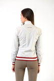 Ladies bomber | lady bomber | model LUCY | clothing | Makebe | equestrian | leisure time | beige