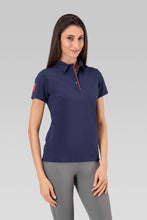Load image into Gallery viewer, KAREN ladies polo shirt