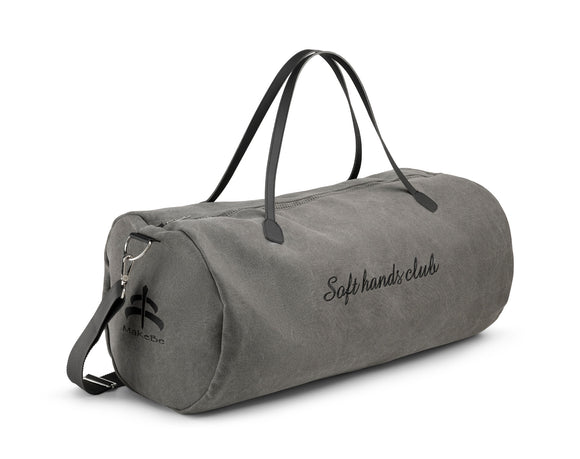 Makebe tube duffle bag (100% cotton)