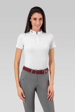 Laden Sie das Bild in den Galerie-Viewer, KJ ladies shirt short sleeve