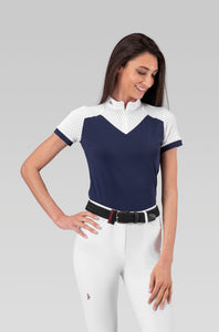 KJ ladies shirt short sleeve