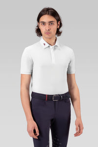 Men polo shirt technical fabric mod. WILLIAM