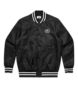 Men's College Bomber Jacket