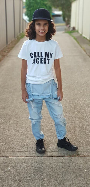 CALL MY AGENT- TSHIRT / TANK - Shawshank clothing