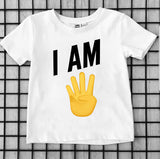 KT32- 'I AM' T-shirt - Shawshank Clothing