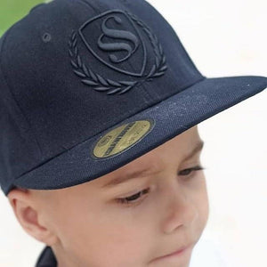 TC05 - 3D Coral design Snapback - KIDS - Shawshank Clothing