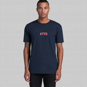 ST02- 'Yeah the boys' Mens T-shirt - Shawshank Clothing