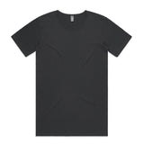 Men's Scoop-neck Short Sleeve Plain T-Shirt