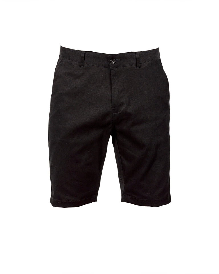 FS01- FITTED CHINO SHORTS - Shawshank Clothing
