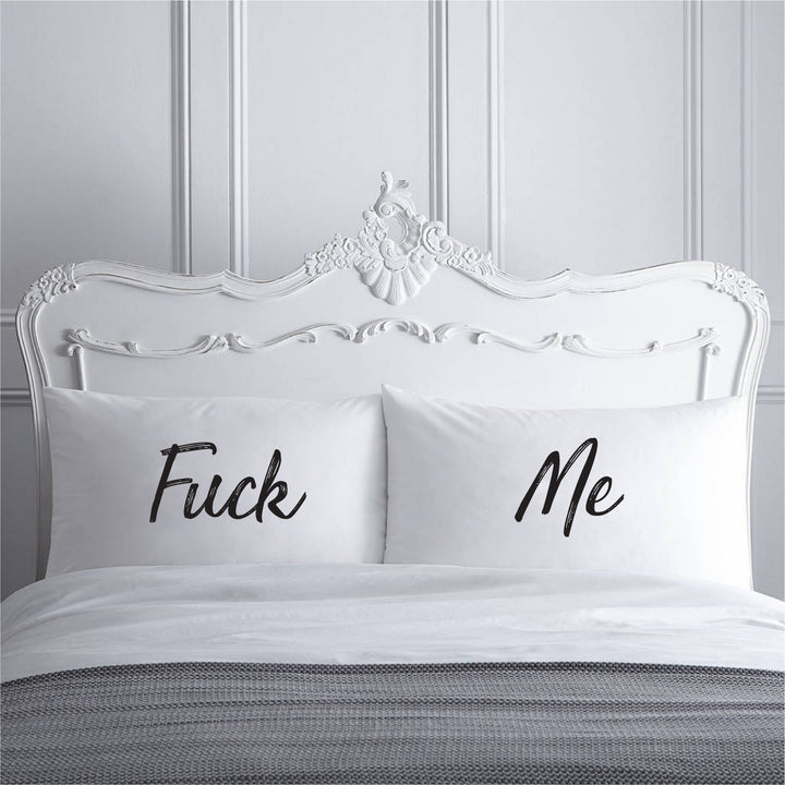 PS01- FUCK ME' PILLOW CASES - Shawshank Clothing